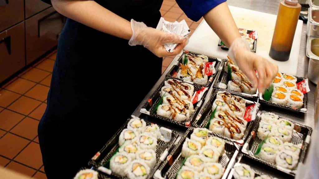 Food options at Oregon State University