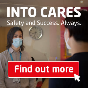 INTO Cares. Safety and Success. Always. Find out more.