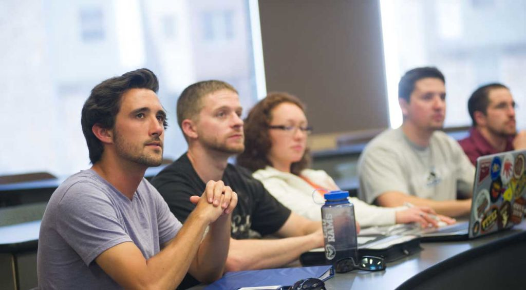 Students get extra academic support from staff and faculty