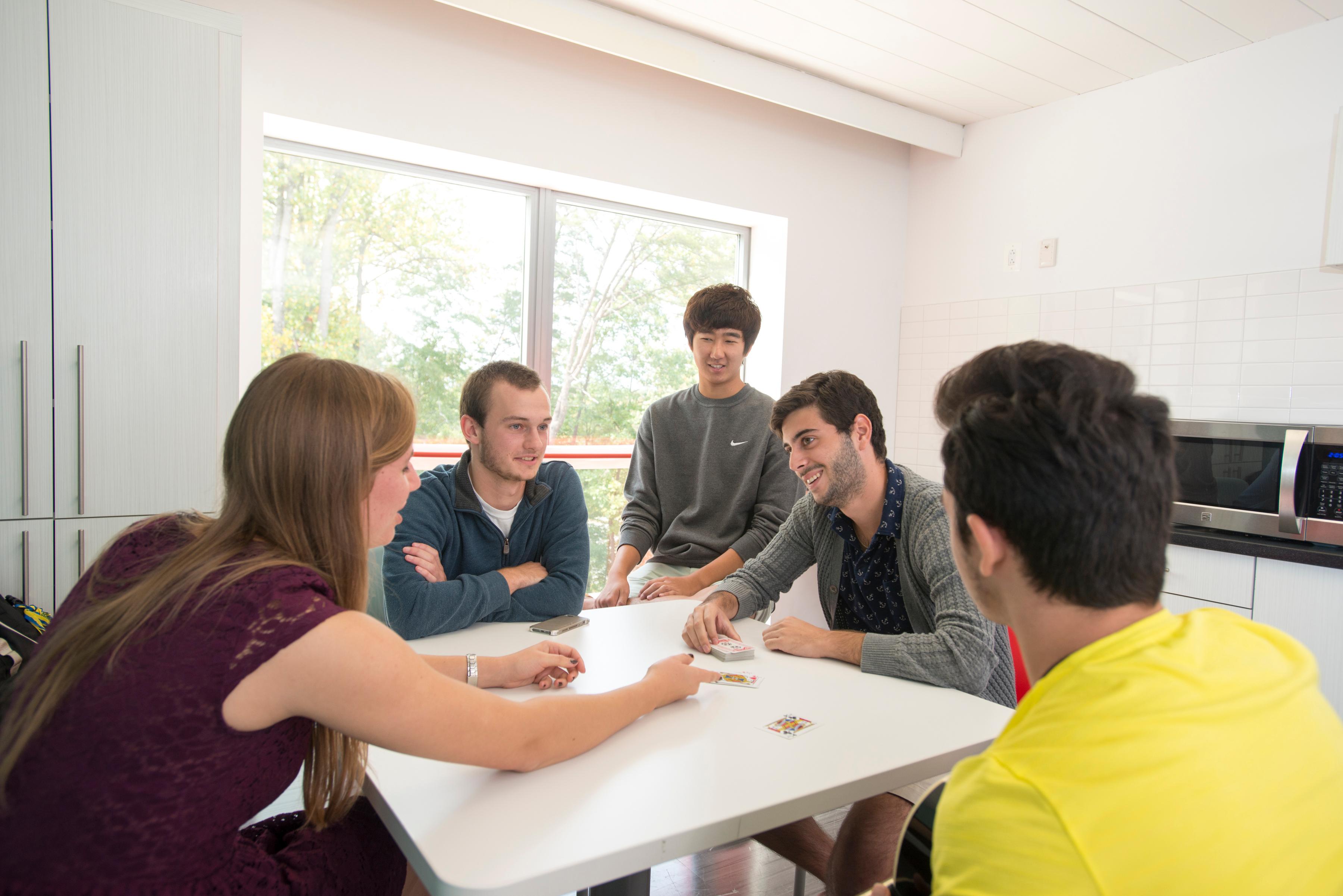 Mason students accommodation