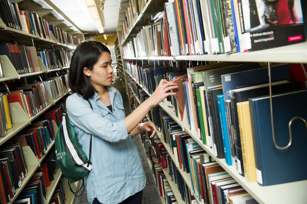 Library resources and other materials aid in your studying