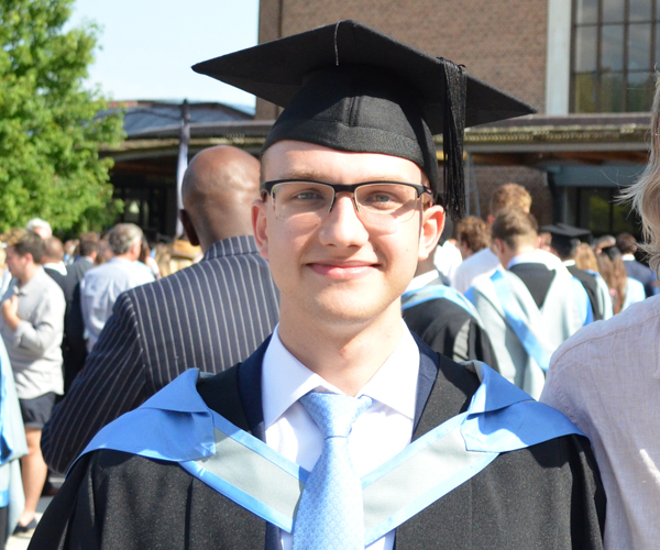 Image of Nikita - INTO student at University of Exeter